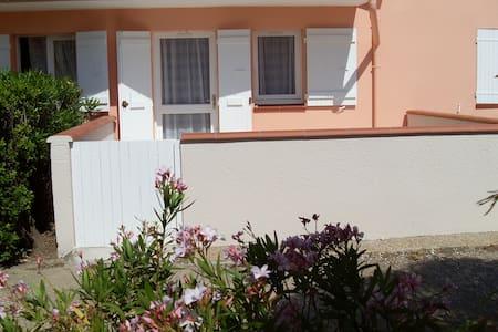 Studio  en RDC à 400m de la plage avec terrasse - Saint-Cyprien - Lejlighedskompleks
