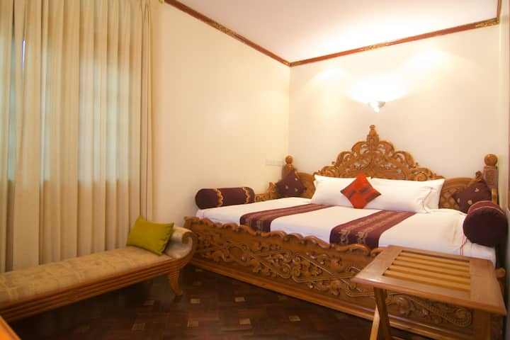 Rakhine Room - The Hotel by the Red Canal Mandalay