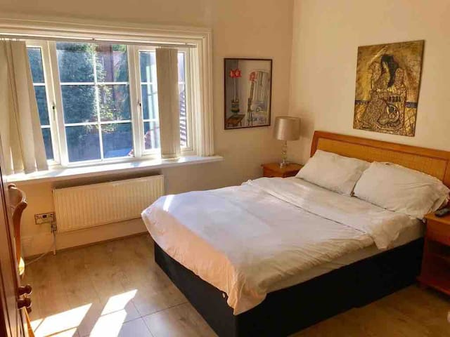 Boutique Hotel Moseley Room 7