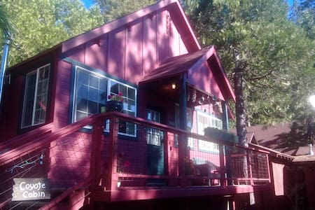 COYOTE CABIN- Pet Friendly