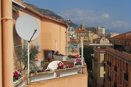 Room (1) w/kitchen, 3 min from Monaco - Beausoleil