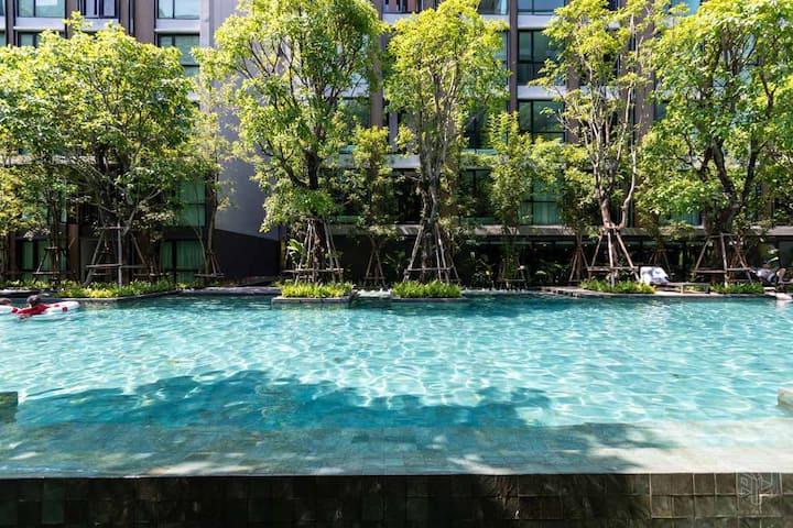 Perfect2B2B @Thonglor, Swimming  Pool中文服务