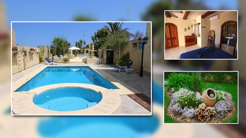 B&B Zebbug Triple room with Terrace