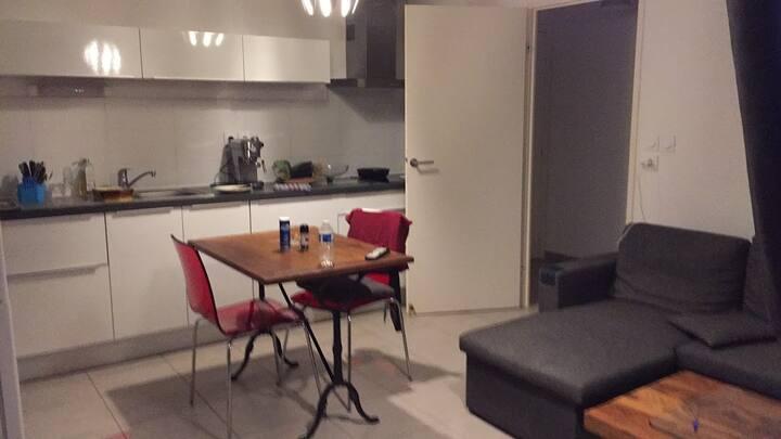 appartement chaleureux  Sète bien situé coté plage