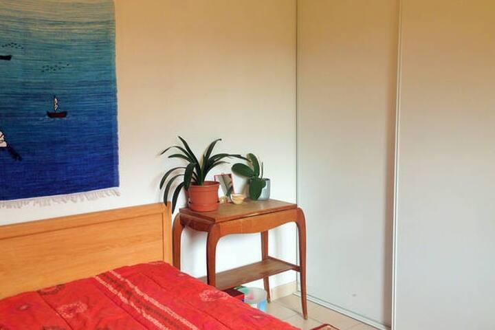 T3 cozy 65m² - 2chb -Disneyland Paris-Tout Confort - Lagny-sur-Marne - Appartement