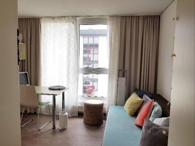 schöne,helle 19 qm2 Wohnung zentral in Mainz