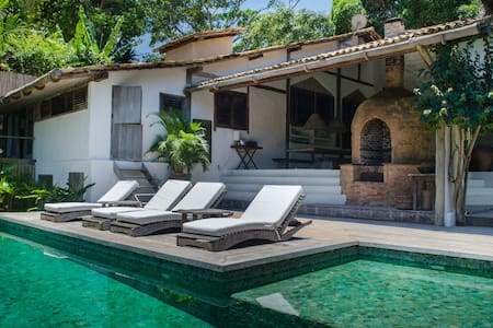 luxury tropical house in Trancoso - Trancoso