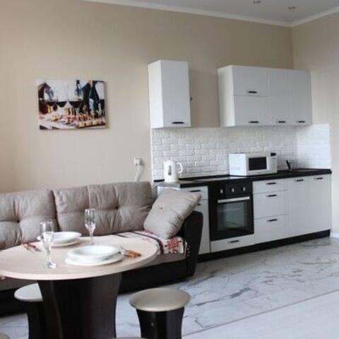 Квартира в новом доме