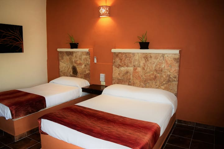 Cozy studio 8 min away from Cancun airport