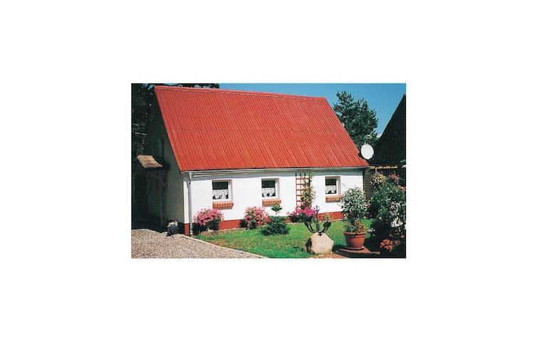 Holiday cottage with 2 bedrooms on 45m² in Ribnitz-Damgarten