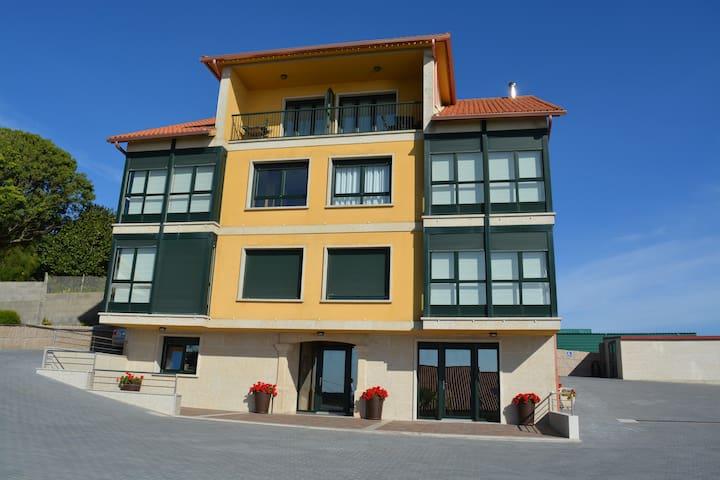 Apartamento con vistas a la playa T/1