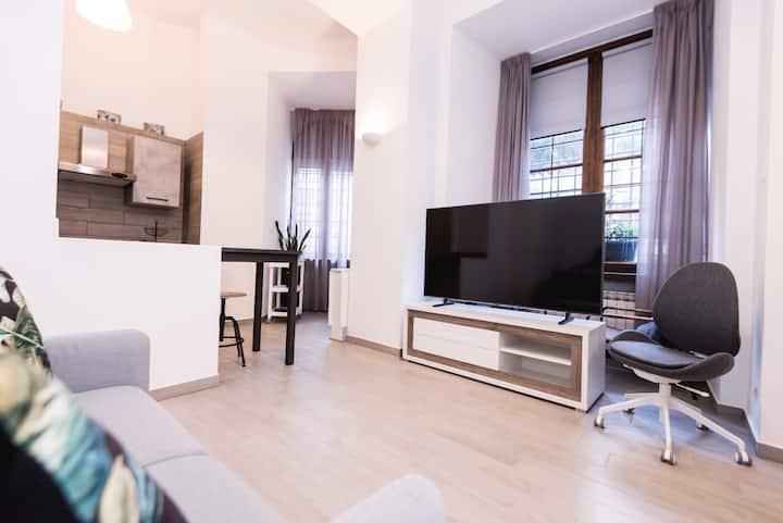 Elena's suite