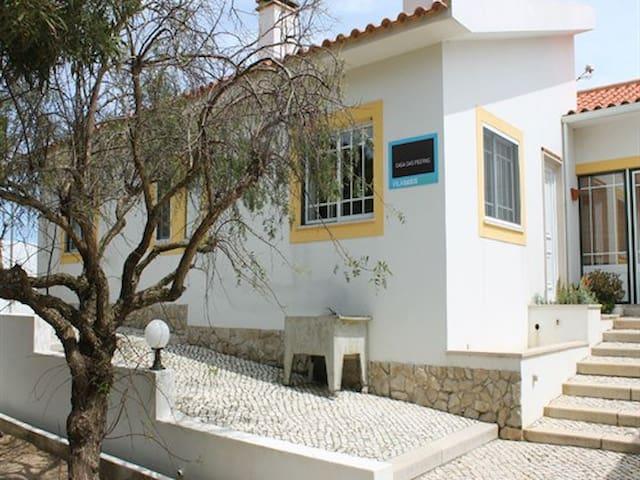 Modern house with shared pool near the beach