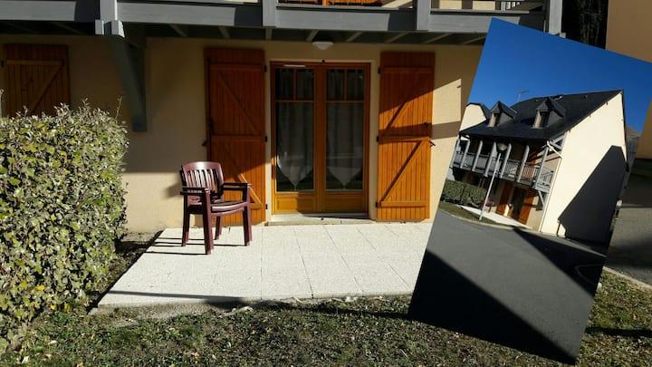 Jolie appartement T2 à la montagne