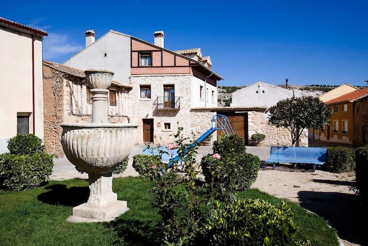 Casas rurales AL AGREGO en La Ribera del Duero. - Melida de Peñafiel - Apartamento