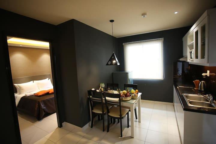 Diamond Suites Studio apartments Hai Ba Trung - Bình Thạnh - Apartment-Hotel