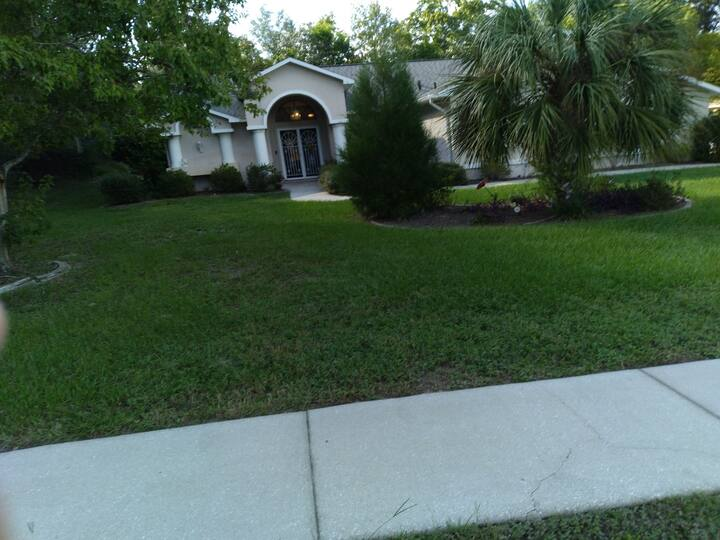 newly remodeled entire pool home. In safe location