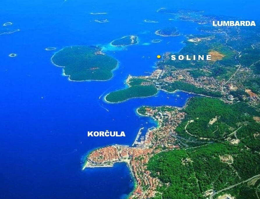 OUR PARADISE... Villa Katić position