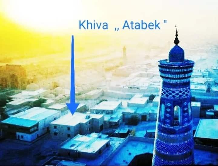 Khiva Atabek