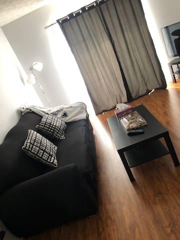 Appartement bien situé proche du CHUS