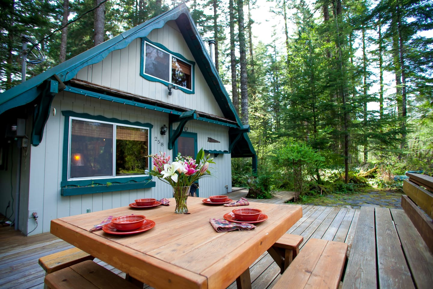Welcome to Coho Cabin!