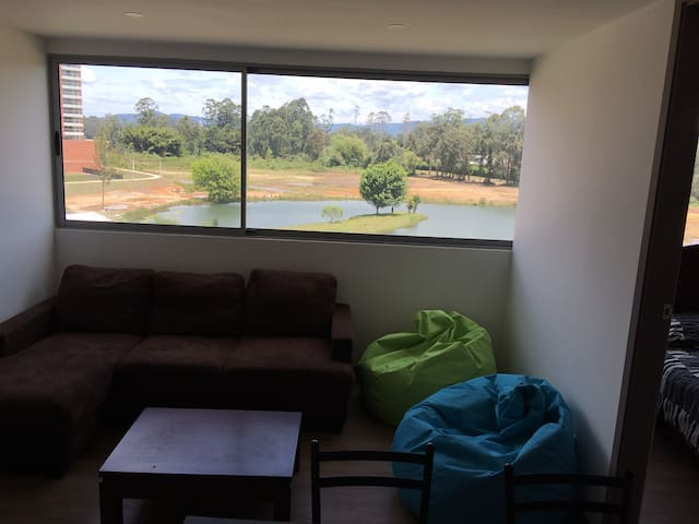 Amazing View in Rionegro , New, close to Airport - Rionegro - Huoneisto