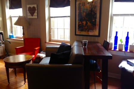 Cozy Studio in Historic Kerrytown - Ann Arbor - Appartamento