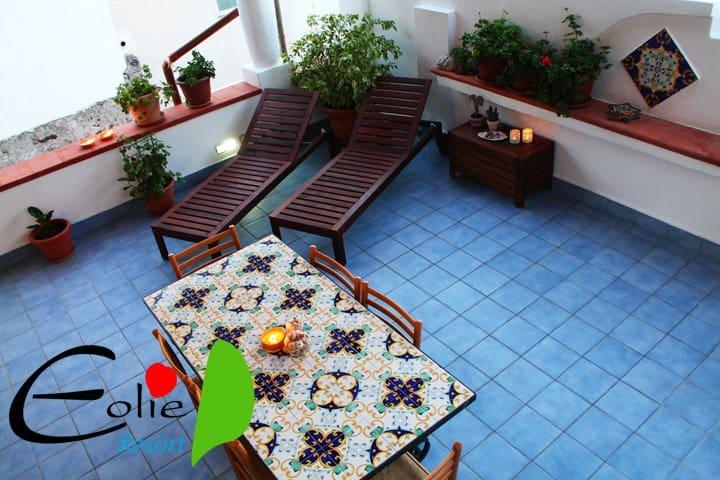 Isola di Lipari Elisa Canneto - Canneto - Wohnung