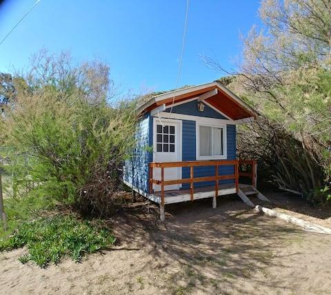 Warm cabin at Spa Challenge