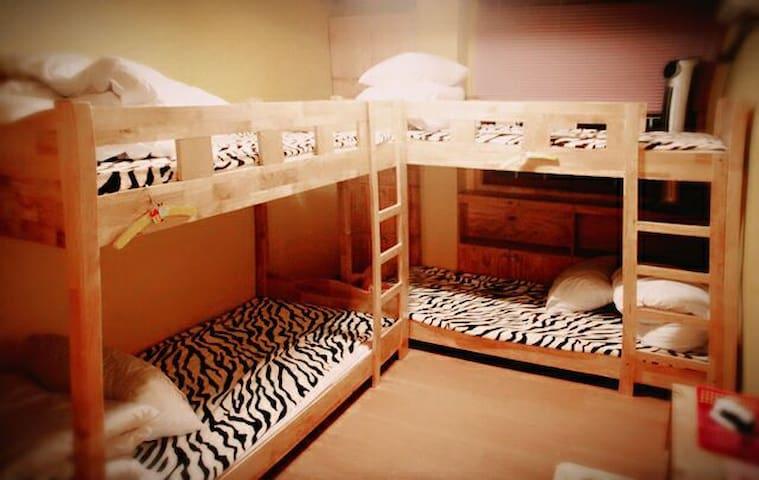 룸메이트(4인실)
