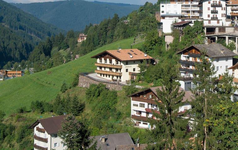 Studio für 2 in den Dolomiten - Welschnofen - Apartment