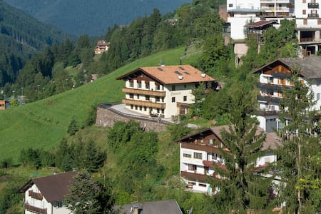Studio für 2 in den Dolomiten - Welschnofen - Lägenhet
