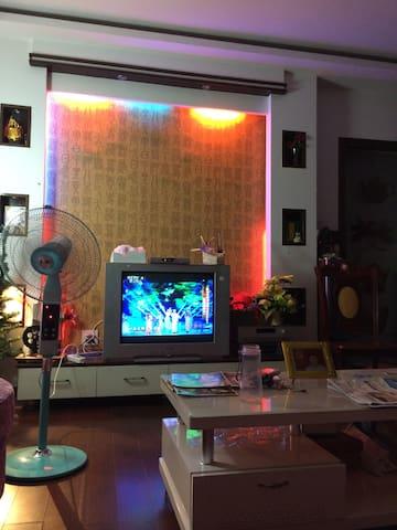 位于美丽杭州塘栖古镇广济桥运河边家庭友好旅行之最佳公寓 - Hangzhou - Apartemen