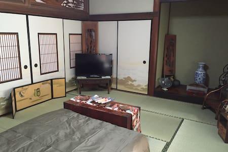 Meiji Nostalgia,tatami room 10min to Shinjuku - Suginami - Talo