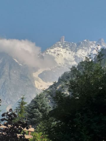 Dreaming Mont Blanc
