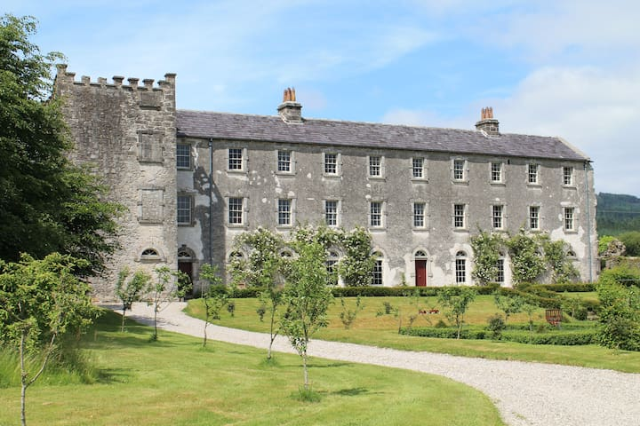 Aghavannagh Barracks a Country Getaway