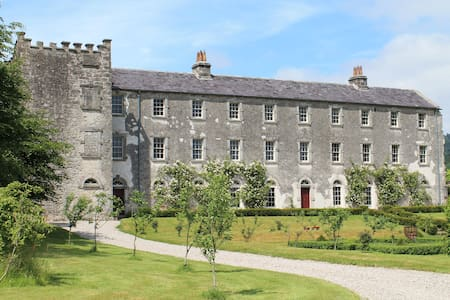 Aghavannagh Barracks a Country Getaway - Aughrim - Penzion (B&B)