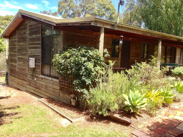 Cosy Log Cabin in relaxing Somers - Somers - Casa