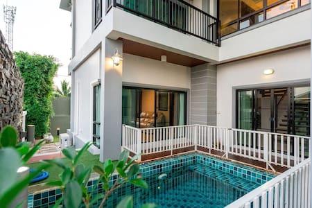 Richly Pool villa & jacuzzi @Phitsanulok