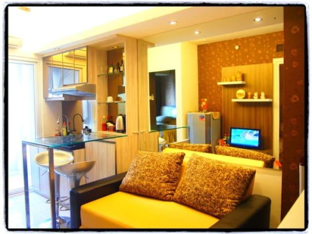 2 bedroom Apartments are economical & strategic