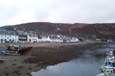 5 Bedroom Cottage in Ullapool, Wester Ross - 烏拉普爾(Ullapool)