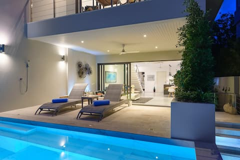 Villa Ocean Vista: Sea-View, Private-Pool, Bangrak