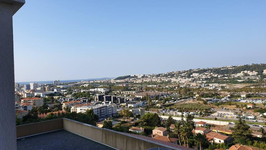 L'accueillant panoramique