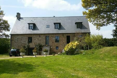 Maison 12 ème siècle restaurée
