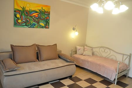 FAIRY-TELL VILLA apartment close to bus&railway - Ljubljana