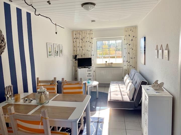 Ferienwohnung mit Zugang zum Wasser, Seedorf/Rügen