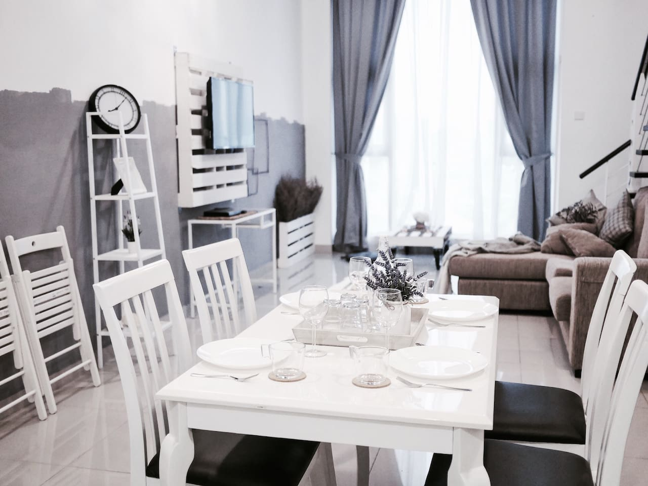 As white as snow minimalist at kl by ideer   apartments for rent ...