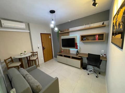 Apartamento completo e encantador no Bom Retiro