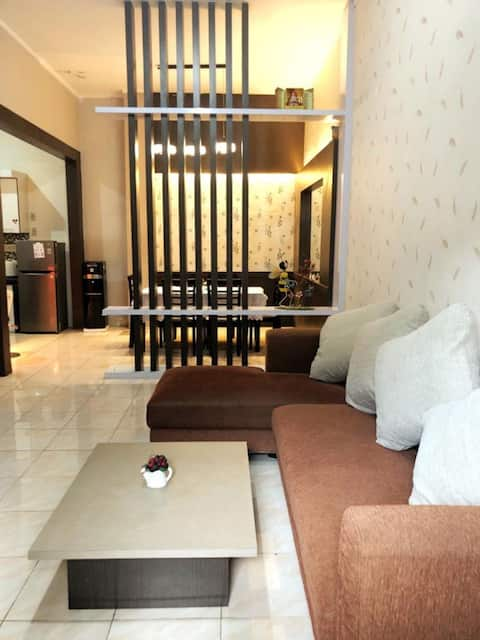 Villa Berastagi Gunung Mas 8pax Comfy