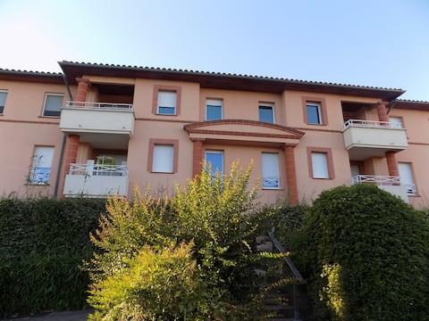 Appartement 4 pièces Toulouse Nord